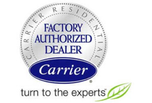 Carrier Factory Authorized