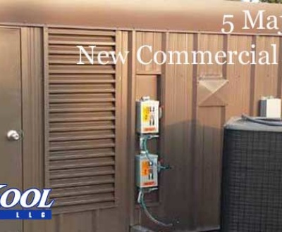 hvac commercial construction