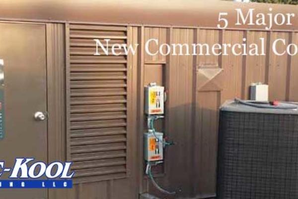 hvac commercial construction