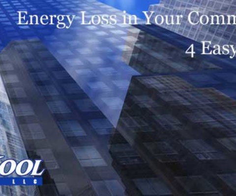 HVAC energy loss